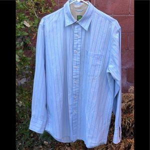 Timberland mens long sleeve shirt size M